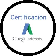 Certificación de Google AdWords en 2015