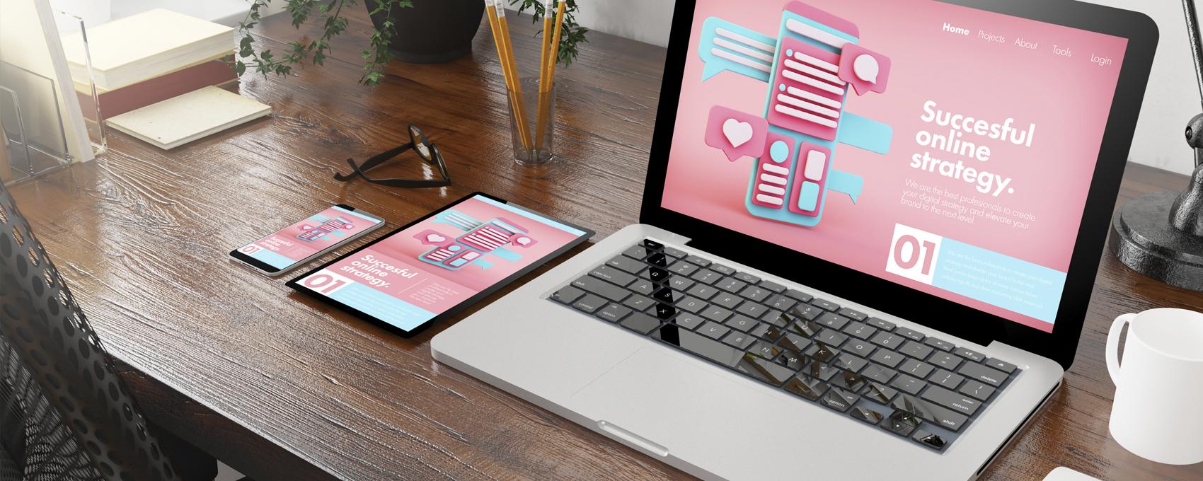 Desarrollo de páginas web y tiendas online · Soy Multimedia