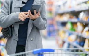 Diseño web para eCommerce Shopdosh Supermercado online